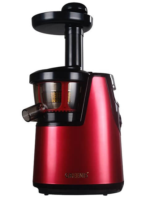 Greenis Slow Juicer Forum : Greenis slowjuicer maroon - Redsand